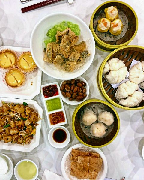 Best Breakfast places in Kuala Lumpur you will want to wake up for - The Ming Room @ BSC